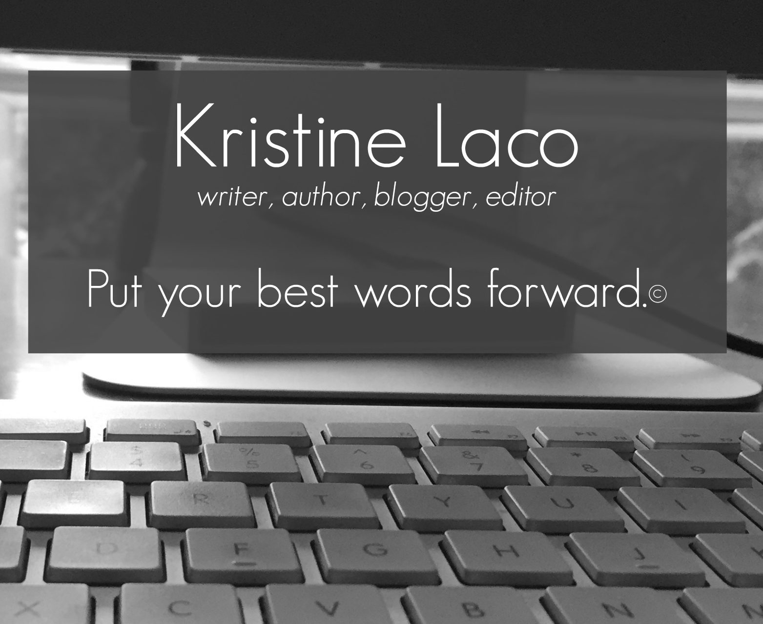 Kristine Laco